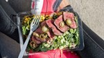 Steak Salad On The Go