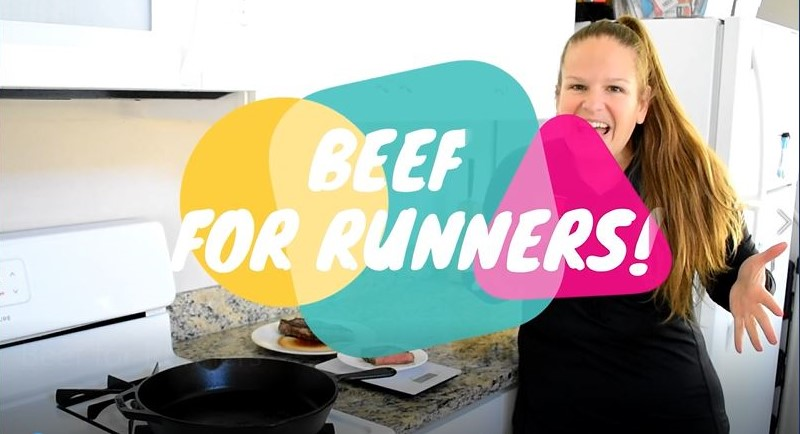 Building a Runner's Love for Beef